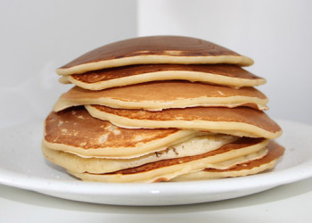 Hearty Fluffy Pancake Recipe